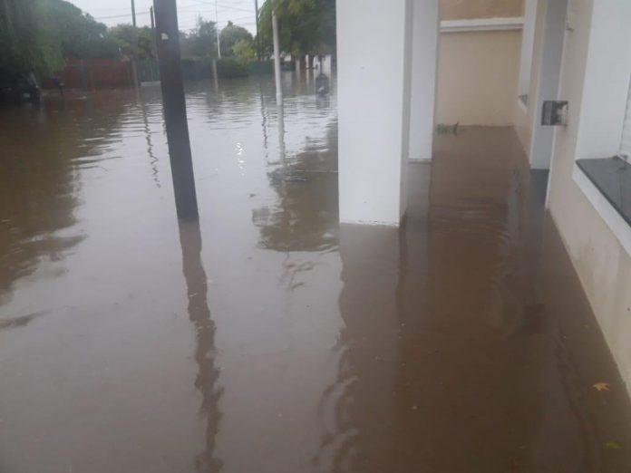 temporal marcos juarez LVI - Temporal en Marcos Juárez: cayeron más de 250 milímetros y hay 12 familias evacuadas