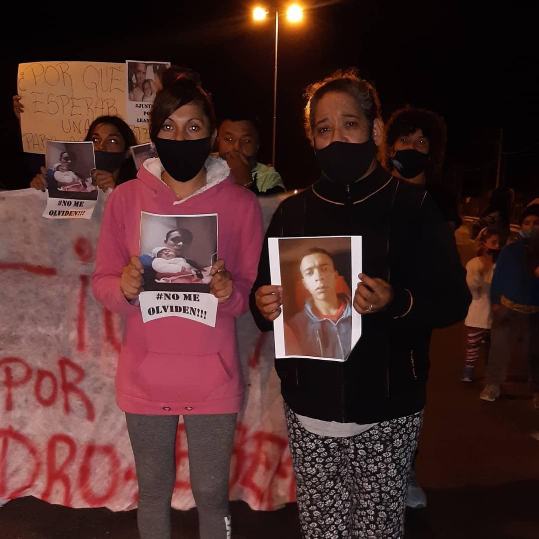 villa del prado asesinato de leandro vargas viuda madre - Asesinato en Villa del Prado: la pareja de Vargas cuenta con custodia