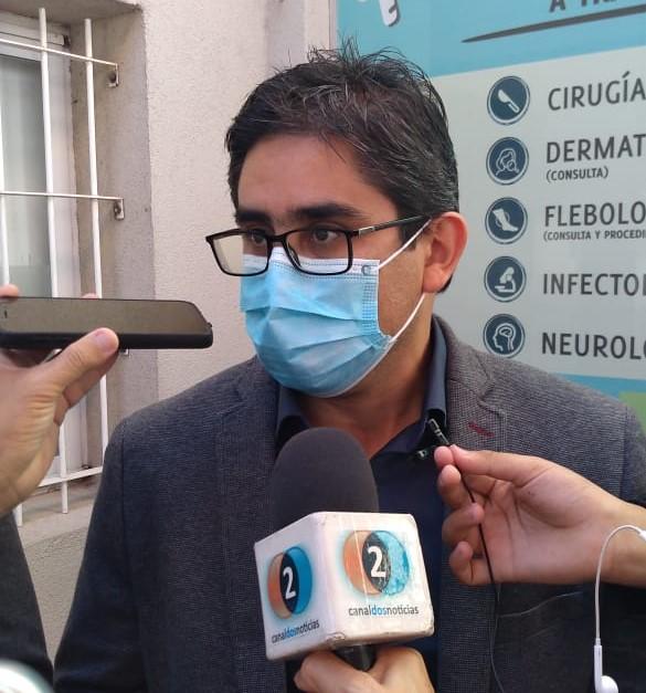 Cardozo salud hospital 2 - Córdoba avanza en proyecto para comprar vacunas