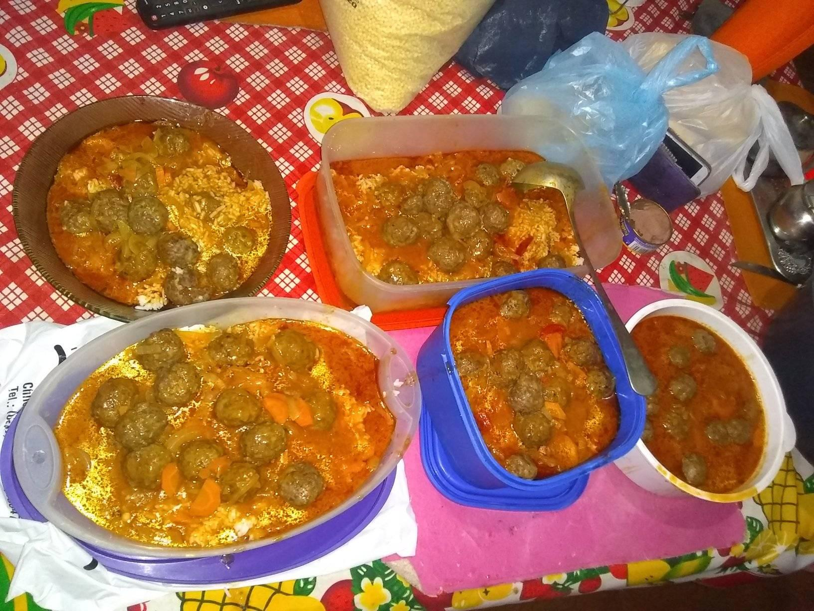 Comedor tito rivarola - Reabren un comedor para brindar alimento a más de 80 personas
