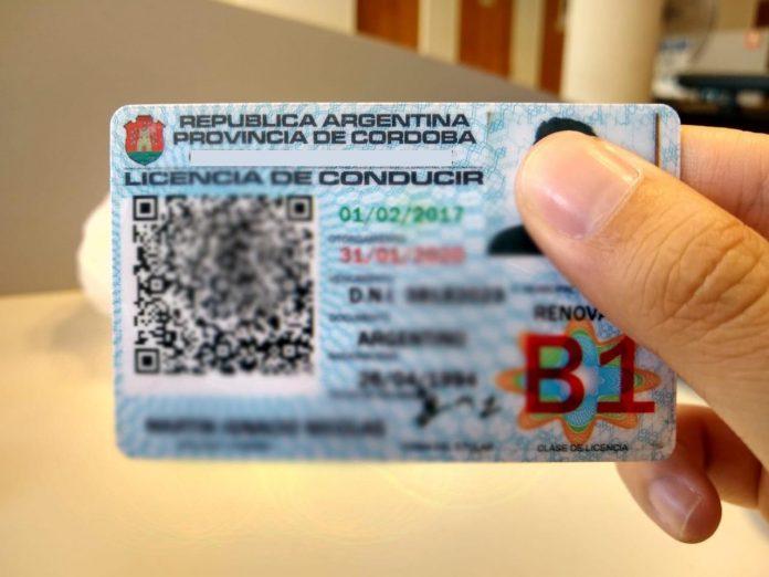 LICENCIA DE CONDUCTIR - Prorrogan el vencimiento de licencias de conducir