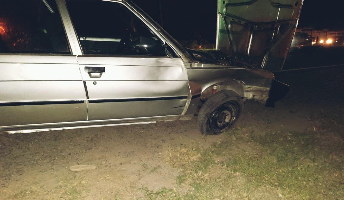 accidente ruta 5 R9 - Motociclista y acompañante heridos tras choque en Ruta 5