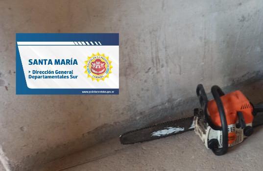 allanmiento potrero - Potrero de Garay: Allanamiento sin detenido