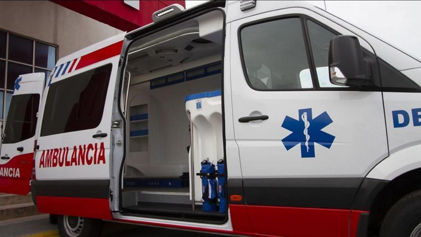 """ambulancia cordoba - Dramático asalto a una ambulancia: """"Fue una locura"""""""
