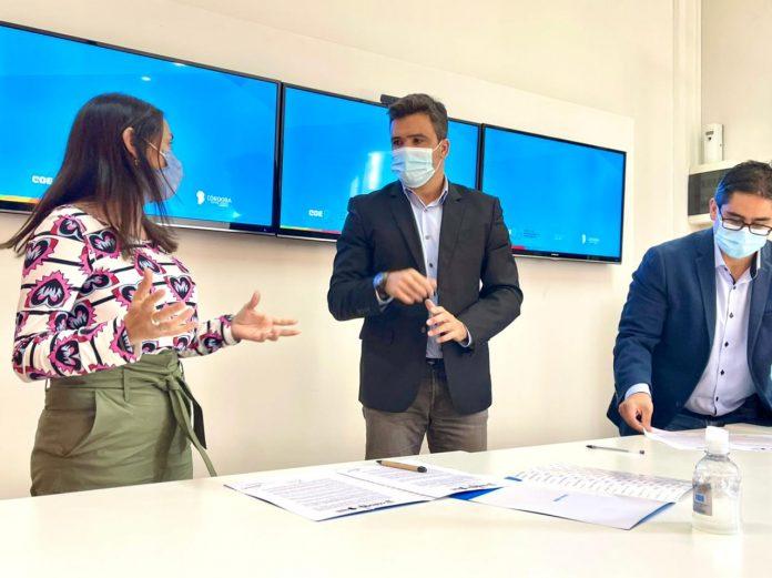 basualdo torres cardozo - Provisión de oxígeno: Despeñaderos firmó convenio con provincia de Córdoba