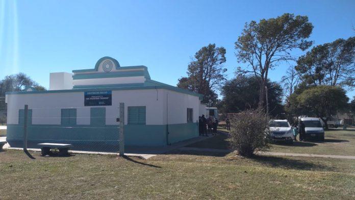 centro de testeos paravachasca - Abrió el Centro de Testeos de barrio Paravachasca y llegó una Unidad Móvil de Testeos
