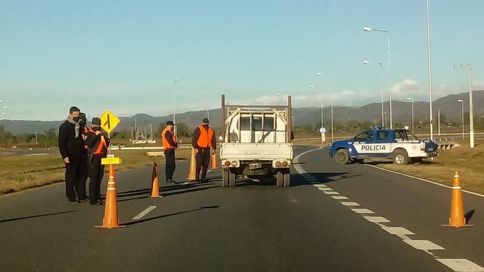 controles vehiculares - Controles vehiculares en todo el Departamento Santa María