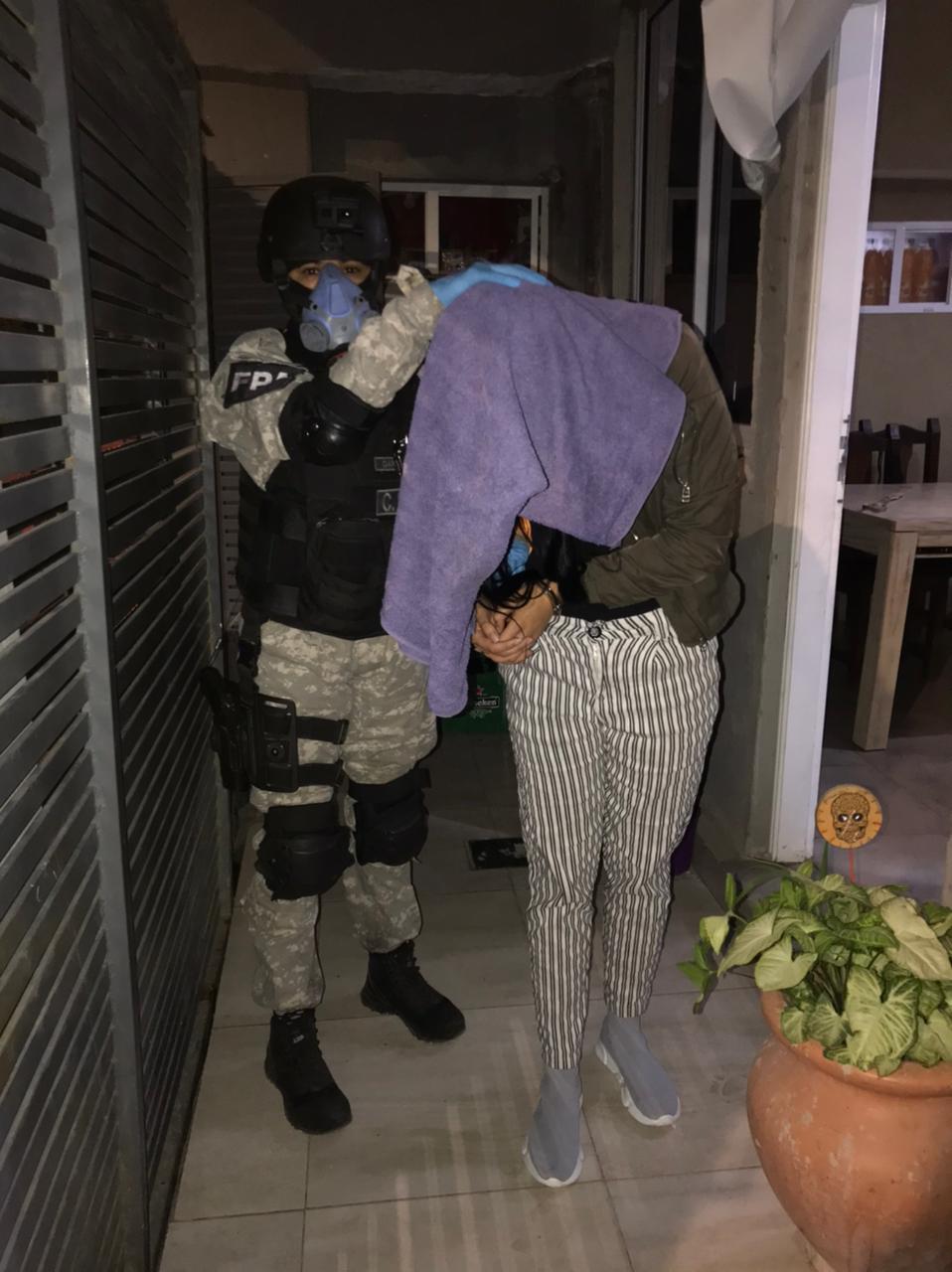 drogas fpa - Madre e hija detenidas por venta de drogas al noroeste de la ciudad de córdoba