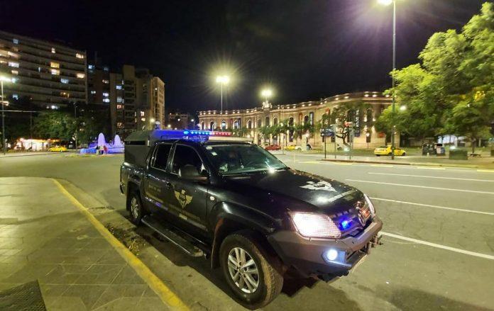 fpa centro cordoba capital patio olmos - FPA desplegó patrullajes preventivos en la Ciudad de Córdoba