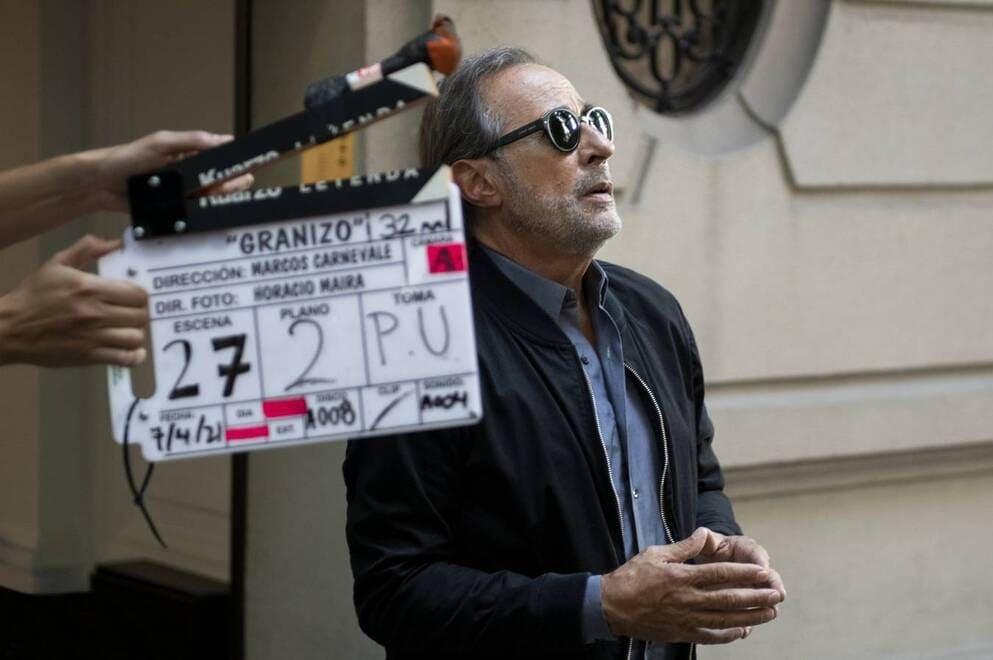 francella cordoba el granizo - Francella filma en Córdoba y habrá cambio en los recorridos del colectivo urbano