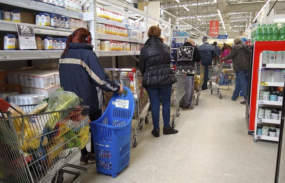 super canasta basica alimentos - Los alimentos de la Canasta Básica aumentaron 2413% en 10 años
