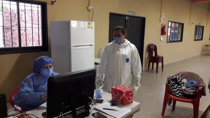 vacuna santa ana - Amplio operativo de vacunación en Santa Ana