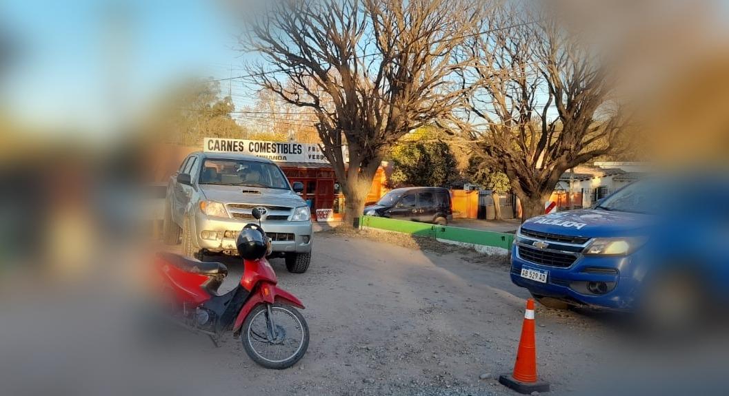 WhatsApp Image 2021 06 11 at 19.22.43 - Dos mujeres con lesiones tras un accidente en Ruta 5