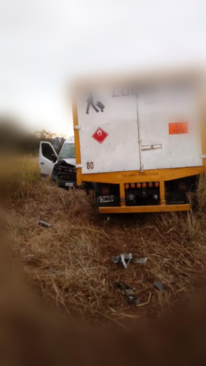 accidente fatal2 - Ocurrió un accidente fatal en el camino nuevo de las Altas Cumbres