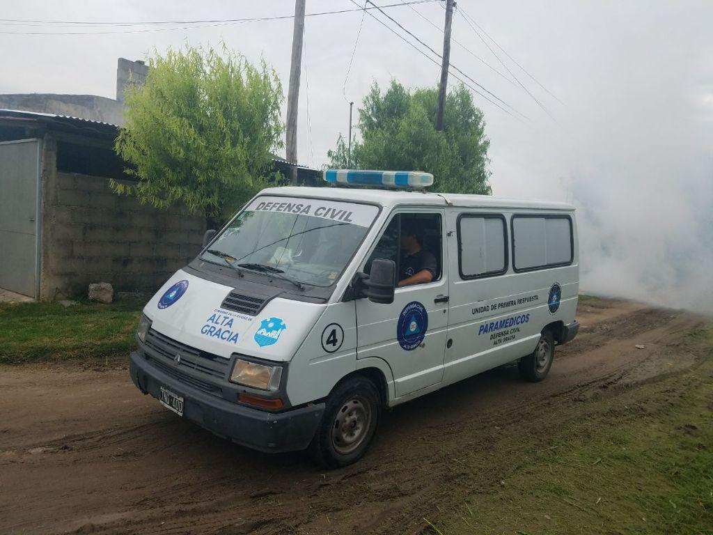 fumigacion defensa civil - Un empleado de Defensa Civil denunciado por acoso, violencia verbal y psicológica