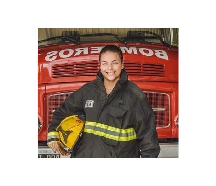 gina beltramo bombera - Gina Beltramo: lo bueno y lo malo de ser bombera voluntaria