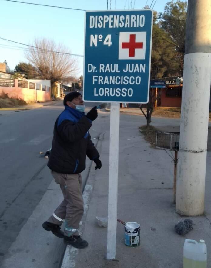 IMG 20210714 WA0024 - Finalizaron las obras de Dispensario de Barrio Santa Teresa de Jesús (La Gruta)