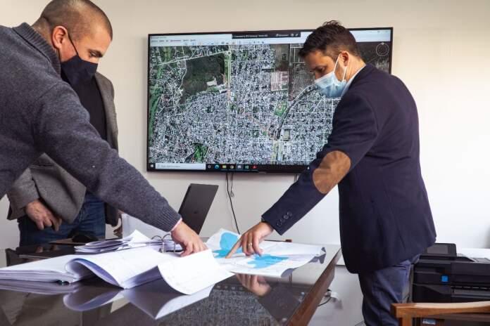 LICITARA - Se licitará la obra de desagüe en calle Lucio V. Rossi