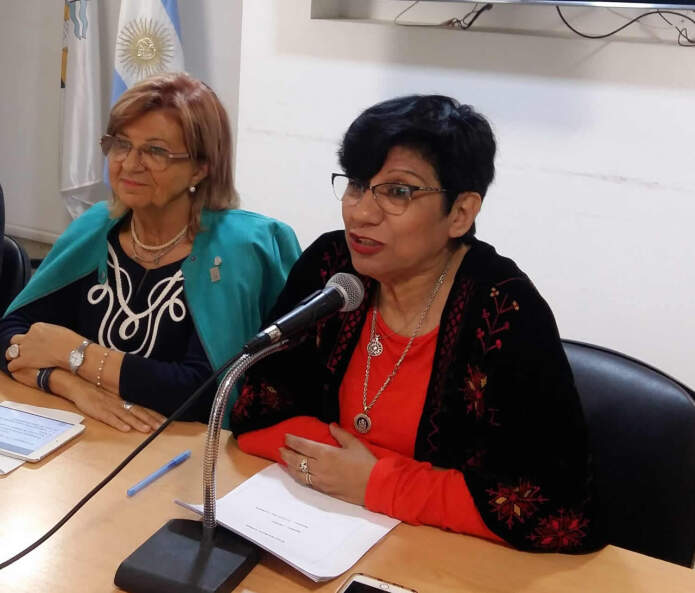 """Miriam Acosta - Miriam Acosta: """"Parece que las mujeres radicales no tenemos voz"""""""