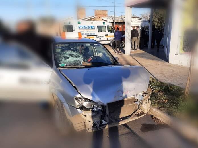 accidente 1 - Ocurrió un accidente en Ecuador y Llorens