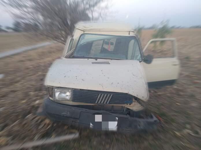 accidente lozada - Un auto dio varios tumbos y su conductor resultó ileso