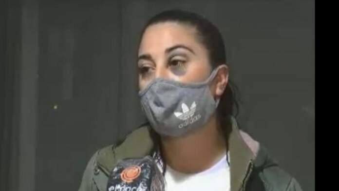 denuncia policial - Una mujer denuncia haber sido golpeada por un efectivo policial
