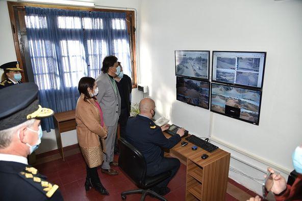 despenaderos centro de monitereo - Despeñaderos: Suman un nuevo Centro de Control Operativo de Videovigilancia