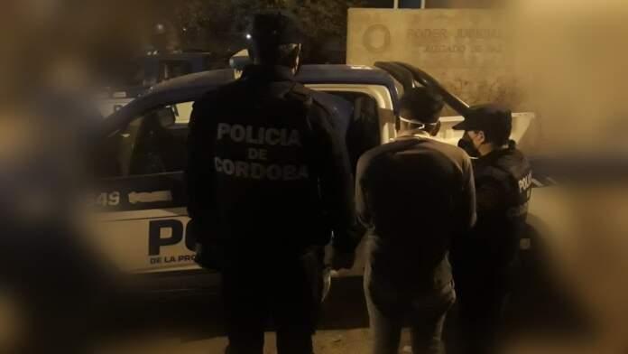 detencion robo despenaderos - Robó en una casa y más tarde fue detenido