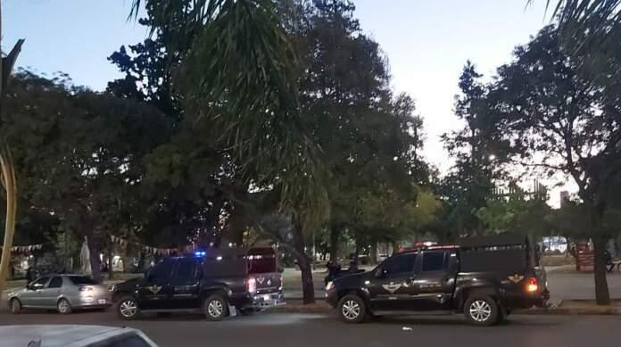 fpa - Operativo Antinarcóticos en diferentes espacios verdes de la ciudad de Córdoba
