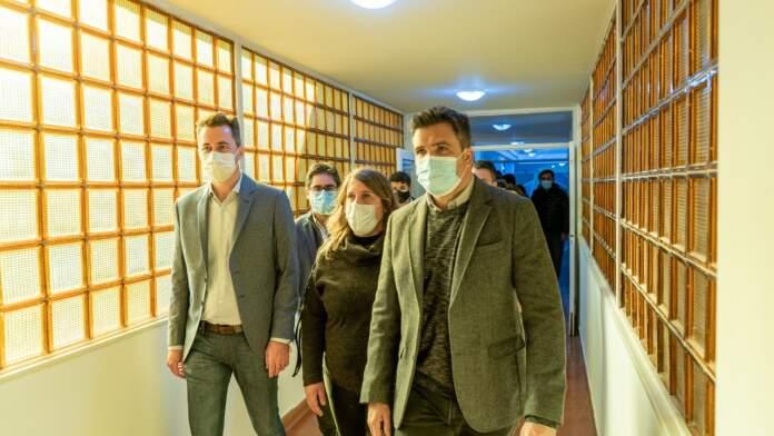 hospital nueva sala facundo torres - La nueva terapia intensiva lleva el nombre del doctor Santiago Gerónimo