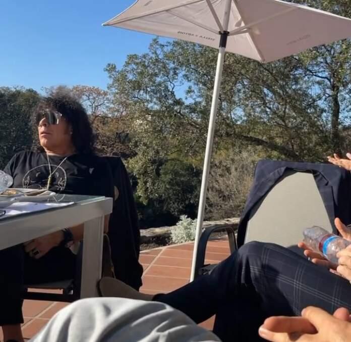 la mona jimenez potrerillo - La Mona Jiménez continúa disfrutando el fin de semana en Alta Gracia
