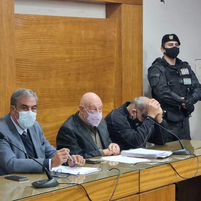 pato cabrera - Violencia de género: condenan a dos años de cárcel efectiva a Ángel Cabrera