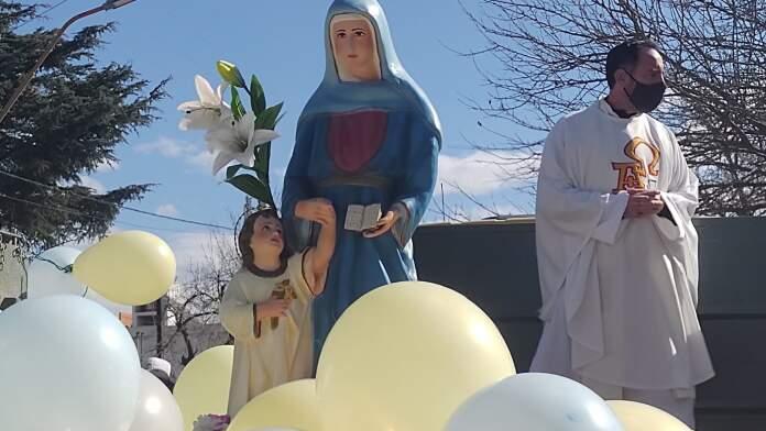 patronales santa ana - Santa Ana celebró sus fiestas Patronales