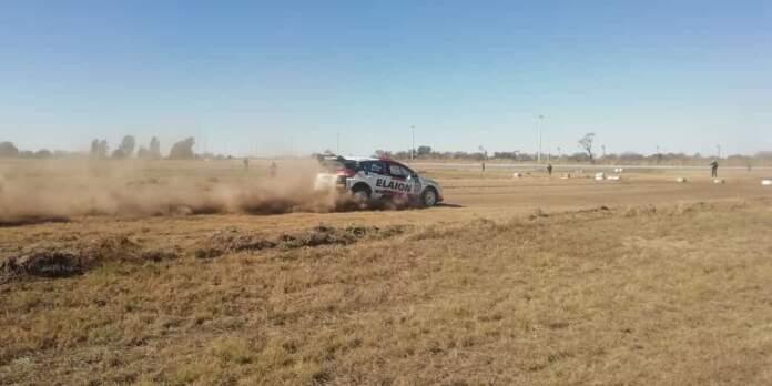 rally berta alta gracia - Rally: arranca nuevamente en el Cabalén y en la pista de Oreste Berta