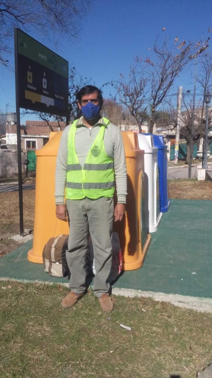 reusar proyecto trabajadoras materiales reciclados2 - REUSAR: Recolectaron una importante cantidad de materiales reciclables