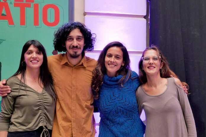 6 21 Alborotadas por la luna 1 - Teatro, artes visuales y free style, protagonistas de la semana