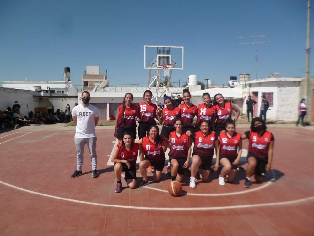 Basquet 4 Central AG - Parque Infantil de Alta Gracia se quedó con el cuadrangular de básquet femenino