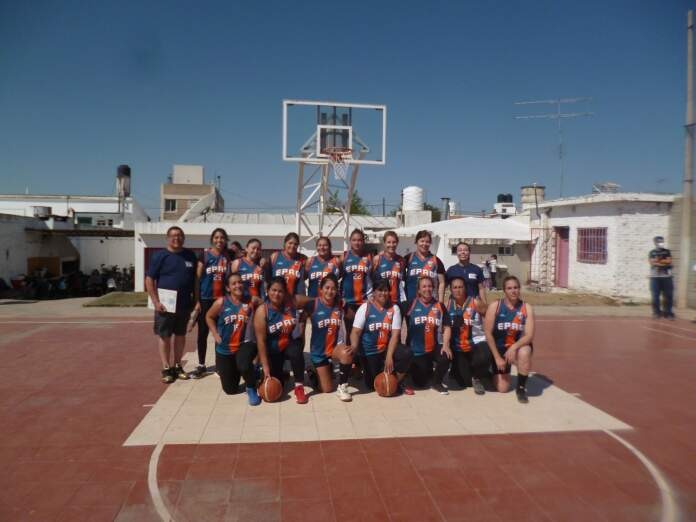 Basquet 5 Parque Infantil AG Campeon - Parque Infantil de Alta Gracia se quedó con el cuadrangular de básquet femenino