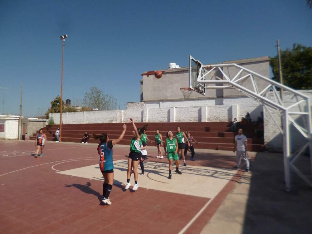 Basquet 7 - Parque Infantil de Alta Gracia se quedó con el cuadrangular de básquet femenino