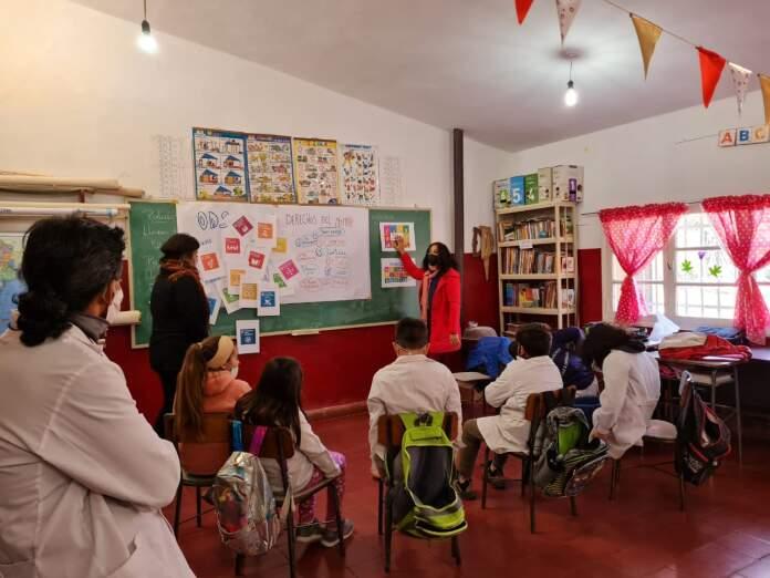 """CONSEJO DE LA NINEZ 1 - Vuelven los """"escenarios reales de participación"""" en Alta Gracia"""