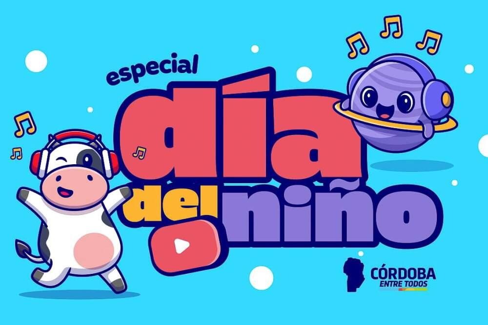 DIA DEL NINO - Día del Niño: la Provincia ofrecerá un festival virtual para todo el país