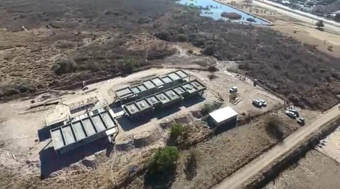 ESCUELA PROA 1 - Avanzan las obras de construcción de la Escuela ProA