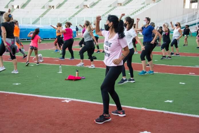 Evento Kempes actividad fisica 06.04.2021 72 - Apross extendió la promoción de descuentos en gimnasios