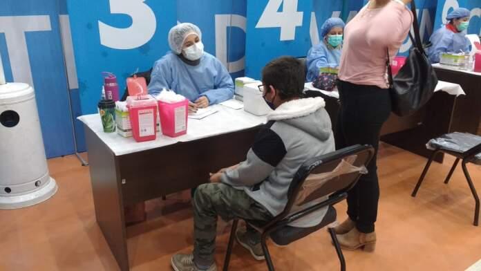 NINO VACUNADO ALTA GRACIA GOBIERNO - Iniciarán una campaña de concientización para vacunar a niños de 12 a 17 años
