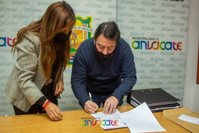 anisacate zalazar - Se abrieron los sobres de la licitación para la mega obra de agua de Anisacate