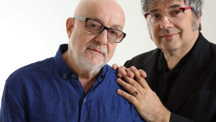 """baglieto vitale - Baglieto y Vitale celebran los 30 años de """"Postales de este lado del mundo"""""""