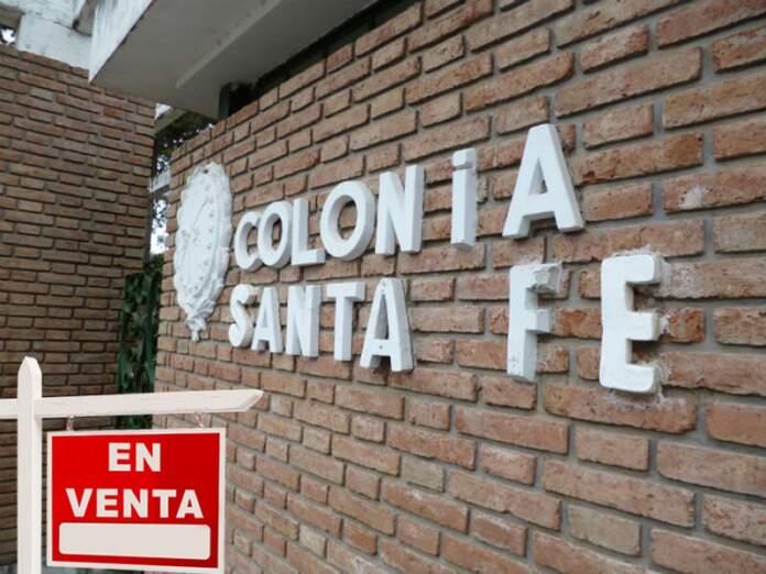 colonia en venta - La Colonia Santa Fe se pone en venta