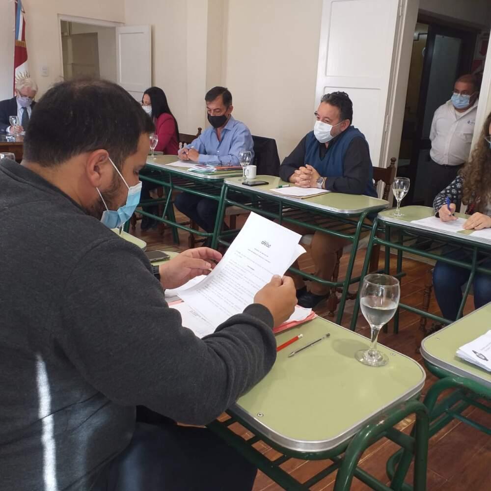 conejo silva ricardo jean - El municipio donará el terreno para la construcción de un Centro Vecinal