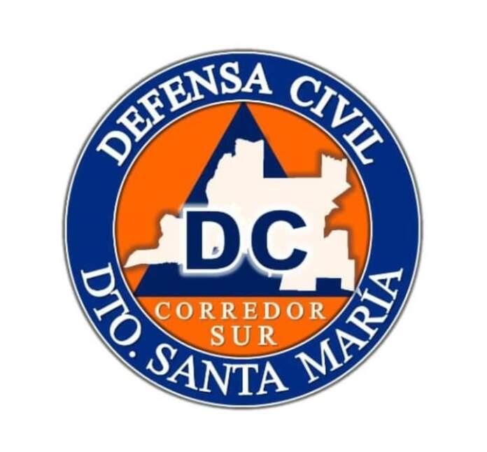 defensa civil corredor sur - Se conformó el Corredor Sur de Defensa Civil