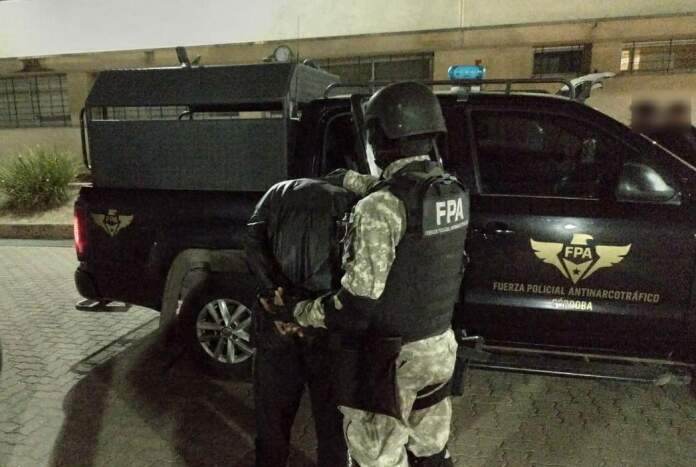 """drogas marco juarez - Cayó una familia """"narco"""" de Marcos Juarez"""